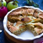 Gluten Free Brown Butter Apple Pie