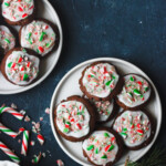 chocolate pepermint cookies